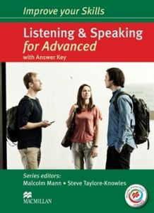 Improve Your Skills For Advanced (CAE) Listening & Speaking: Student's Book With Key With Macmillan Practice Online.