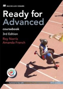 Ready For Advanced: Student's Book without Key (& Macmillan Practice Online & Downloadable Audio) (3rd Edition)