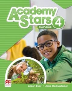 Academy Stars 4: Pupil's Book Pack