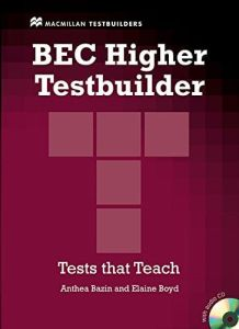 Testbuilder Bec Higher: Student's Book with Key (& Cd) (Βιβλίο Μαθητή)