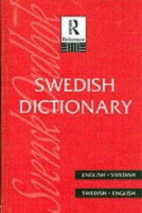 Swedish Dictionary ΣουηδοΑγγλικό και ΑγγλοΣουηδικο Λεξικό (Hardback-Δεμένο)