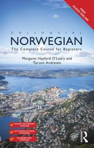 Colloquial Norwegian : A Complete Language Course. Μέθοδος Αυτοδιδασκαλίας Νορβηγικών (+ Free Audio Online)