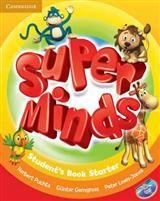 Super Minds Starter. Student's Book (+ Dvd-Rom)