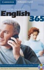 English 365 1: Personal Study Book (+ Cd)