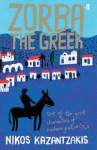 Zorba The Greek - Nikos Kazantzakis
