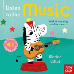 Listen to the Music (Music Book)