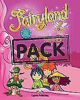 Fairyland Junior B: Pupil's Book Pack (Βιβλίο μαθητή + Booklet + Pupil's Cd + DVD + i-Ebook)