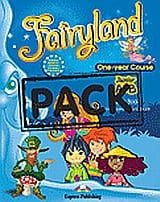 Fairyland Junior A+B: Pupil's Book Pack (Βιβλίο μαθητή + Booklet + Pupil's Cd + DVD + i-Ebook)