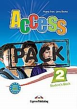 Access 2: Student's Pack: Student's Book & Grammar Book Greek Edition & e-book
