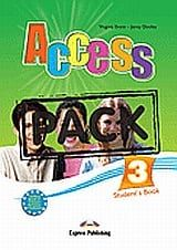 Access 3: Student's Pack: Student's Book and Grammar Book and iebook. Greek edition