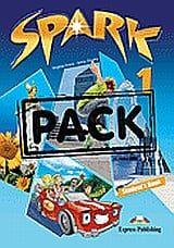 Spark 1: Student's Book Pack. (Βιβλίο Μαθητή + ieBook + MonsterTrackers)