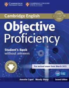 Objective Proficiency: Student's Book without answers with downloable software