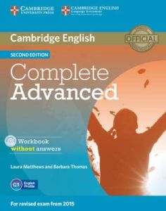 Complete Advanced: Workbook (2nd Edition)