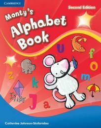 Kid's Box: Monty's Alphabet book (Updated 2nd Edition)