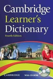 Cambridge Learner's Dictionary with CD-ROM (Fourth Edition)