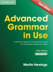 Advanced Grammar In Use (3rd Edition). Student's Book with Answers