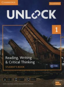 Unlock 1 : Reading, Writing, & Critical Thinking - 2nd Edition (Student's Book, Mob App & Online Workbook w/ Downloadable Video)