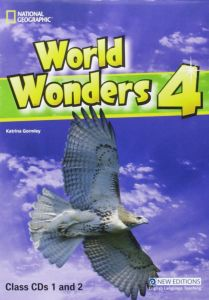 World Wonders 4 Audio Cd