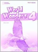 World Wonders 4 Test Book