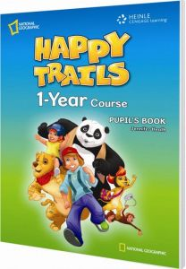 Happy Trails One Year Course: Activity Book (Βιβλίο Ασκήσεων)