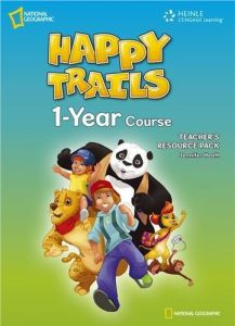 Happy Trails One Year course: Teacher's Resource Book