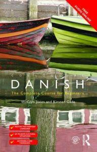 Colloquial Danish Pack. Μέθοδος Αυτοδιδασκαλίας Δανικών με online ακουστικά