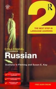 Colloquial Russian 2 pack: Μέθοδος Αυτοδιδασκαλίας Ρώσικων με free online Audio