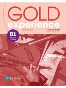 Gold Experience B1: Workbook (Βιβλίο Ασκήσεων) (2nd Edition)