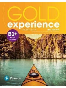 Gold Experience B1+: Student's Book (Βιβλίο Μαθητή) (2nd Edition)