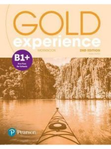 Gold Experience B1+: Workbook (Βιβλίο Ασκήσεων) (2nd Edition)