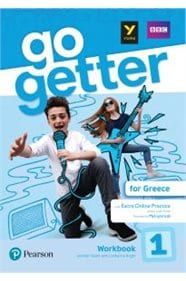 Go Getter For Greece 1: Workbook(+Online Practice(Pin Code Pack))