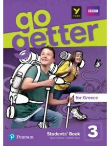 Go Getter For Greece 3: Student's book