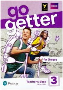 Go Getter For Greece 3: Teacher's Book (& Online Practice & DVD-ROM)