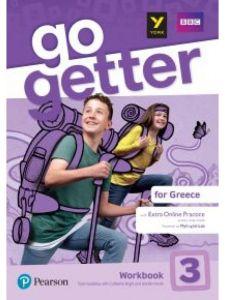 Go Getter For Greece 3: Workbook (& Online Practice)