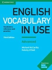 English Vocabulary In Use Advanced: Student's Book (With Answers) 3rd Edition