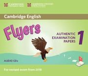 Cambridge Young Learners English Tests Flyers 1: Audio Cd (For Revised Exam From 2018)