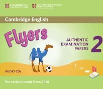 Cambridge Young Learners English Tests Flyers 2: CD's (For Revised Exam From 2018)