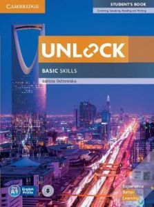 Unlock Basic Skills: Student's Book with Downloadable Audio and Video