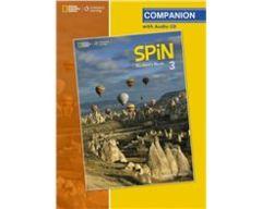 Spin 3 Companion (Book & Audio CD)