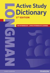 Longman Active Study Dictionary (5th Edition) Paperback