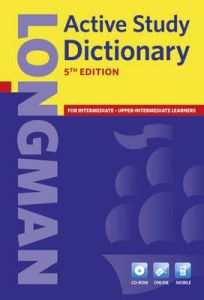 Longman Active Study Dictionary + CD-ROM (5th Edition)