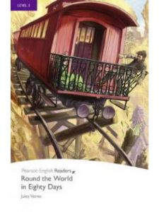 Round the World in Eighty Days Book and MP3 Pack (Level 5)