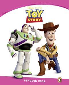 Penguin Kids Readers 2: Toy Story 1
