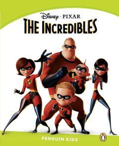 Penguin Kids Readers 4: The Incredibles