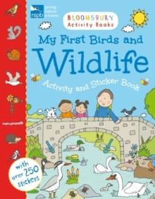 My First Birds and Wildlife (Activity and Sticker Book)