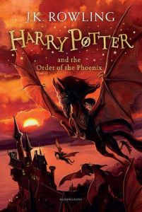 Harry Potter 5: And The Order Of The Phoenix