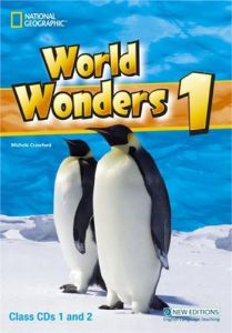 World Wonders 1 Audio Cd