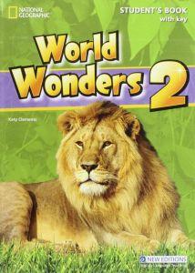 World Wonders 2: Student's Book & Key (Βιβλίο Μαθητή & Λύσεις)