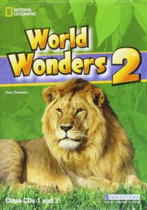 World Wonders 2 Class Audio Cd's