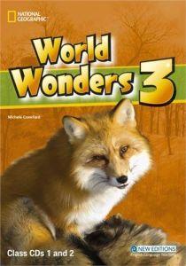 World Wonders 3 Audio Cd